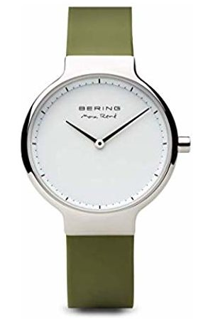 Bering Women's Analogue Quartz Watch with Silicone Strap 15531-800