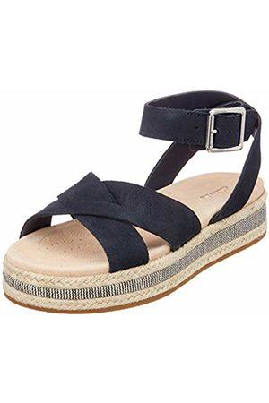 e4f09d494937 Clarks Women s Botanic Poppy Ankle Strap Sandals