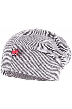 maximo Boys' Baby Beanie, Ringeljersey Hat