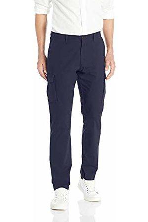 Goodthreads Men's Slim-fit Ripstop Cargo Trouser, (Navy Nav)