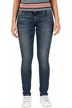 Timezone Women's Slim Silvatz Jeans, (Luxury Wash 3261)