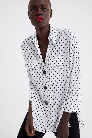 b86e306056de9 Zara offers women s shirts   blouses