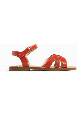 Zara Colourful leather sandals