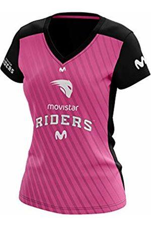 Movistar Riders Women's Oficial 2019 Sports Shirt, ( 000)