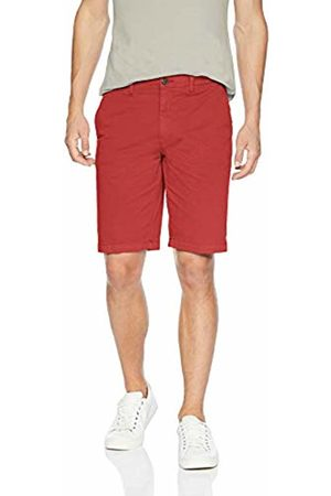 "Goodthreads Men's 11"" Inseam Flat-Front Stretch Chino Shorts, -washed"