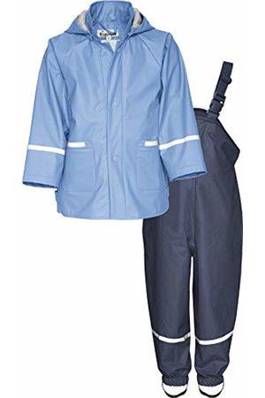 Playshoes Baby Boys' Regenanzug, Regen-Set Basic Rain Jacket, ( 17)