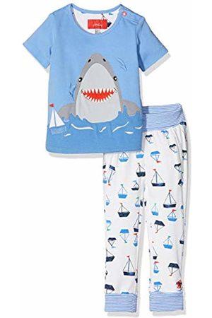 Joules Baby Boys' Doodle Clothing Set, ( Shark Bluwhtshrk)