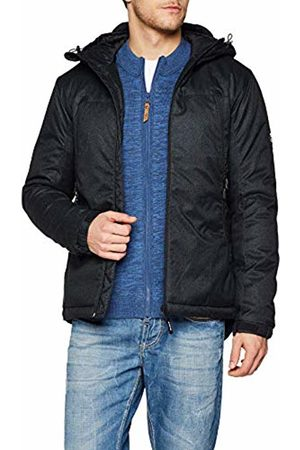 Tom Tailor Men's Sportliche Outdoorjacke Mit Diagonalem Reißverschluß Jacket Dusty 10327