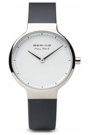 Bering Women's Analogue Quartz Watch with Silicone Strap 15531-400