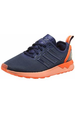 adidas Unisex Adults' Zx Flux Adv Running Shoes, Mini /Solar