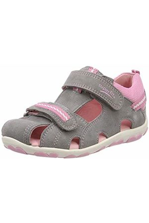 Superfit Baby Girls' Fanni Open Toe Sandals
