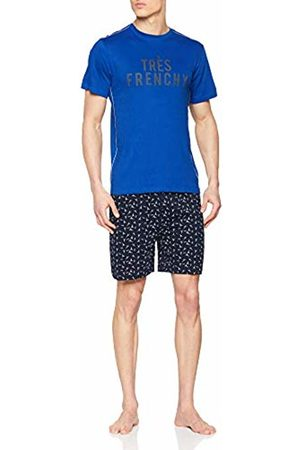 ALAN BROWN Men Pyjamas - Men's Ah.Fran.psh1 Pyjama Set, Bleu/Marine
