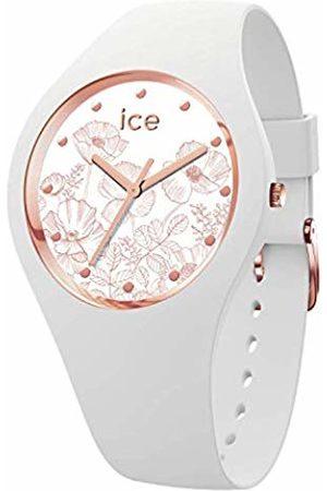 Ice-Watch Women's Analogue Quartz Watch with Silicone Strap 016669