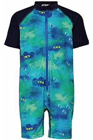 LEGO Wear Baby Boys' Duplo Austin 302-Uv 50+ Badebekledung Einteiler Kurzarm Swim Trunks