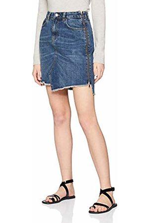 Sisley Women's Skirt Denim 902