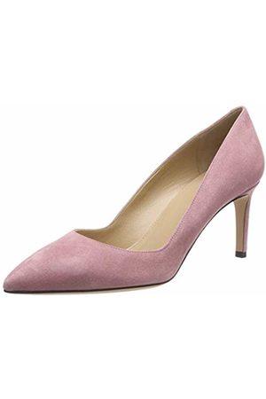 HUGO BOSS Women's Hellia-S Closed Toe Heels, (Open 690)