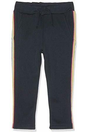 Name it Boys' NMMDASTRIB SWE Pant UNB Trousers, Blau Dark Sapphire