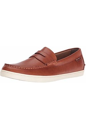 Cole Haan Men's Pinch Weekender Loafer Boat Shoes, British Tan