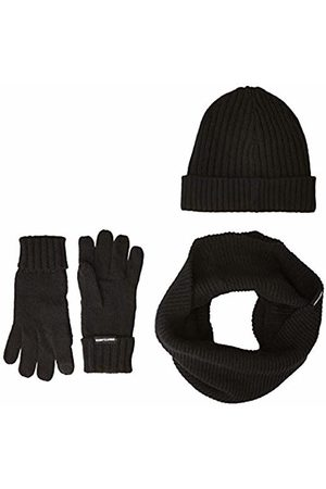 Urban classics S Men's Winter Scarf, Hat & Glove Set