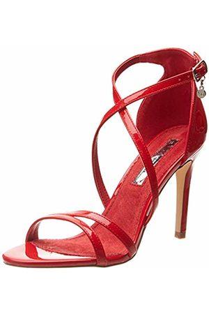 e2abaebf245 Xti Women Heels - Women s 32046 Sling Back Heels Rojo 4.5 UK