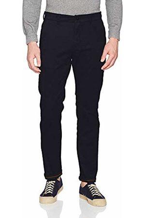 Mac Jeans Men's Lennox Trouser, (Night 195)