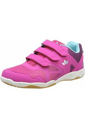 LICO Women's Hot V Multisport Indoor Shoes, /Lila/Türkis