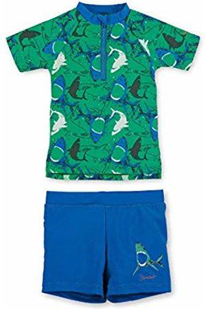 Sterntaler Baby Boys' 2-TLG. Schwimmanzug Swimwear Set