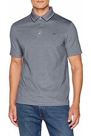 Brax Men's Petter Easy Care Polo Shirt (Ocean 23)