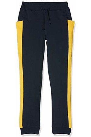Name it Boy's Nmmdaryl SWE Pant Unb Trouser, Dark Sapphire