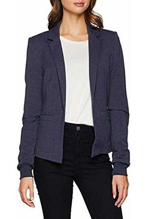 Culture Women's Eva Blazer Suit Jacket Iris Melange Lb 5103488