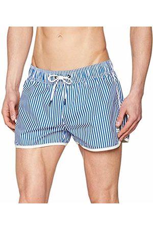 G-Star Men's Dend Swimshort Stripe Short