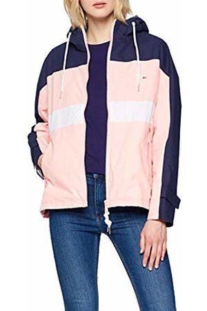 Schott NYC Women's Jktflorida Jacket, Navy/Blush