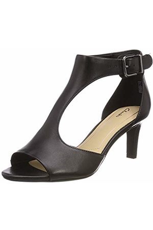 026a8b490d5 Clarks Women s Laureti Star Ankle Strap Heels .