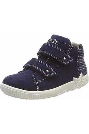Superfit Baby Girls' Starlight Low-Top Sneakers