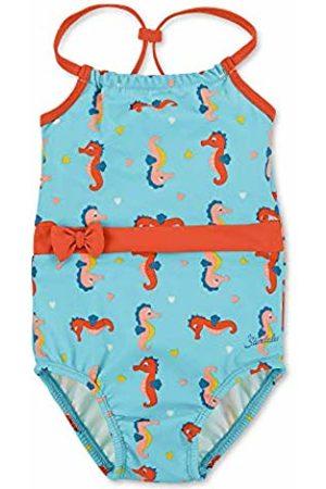 Sterntaler Baby Girls' Badeanzug Swimsuit
