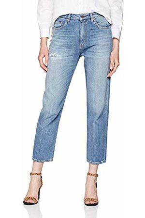Moschino Women's Boyfit 5pockets Denim Trousers Boyfriend Jeans