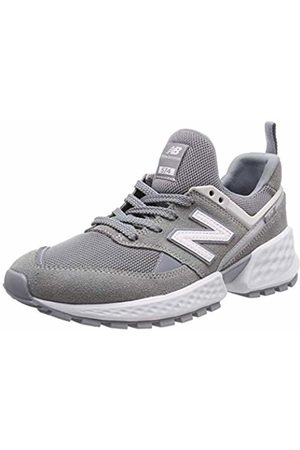 New Balance Men's 574S v2 Trainers, Steel