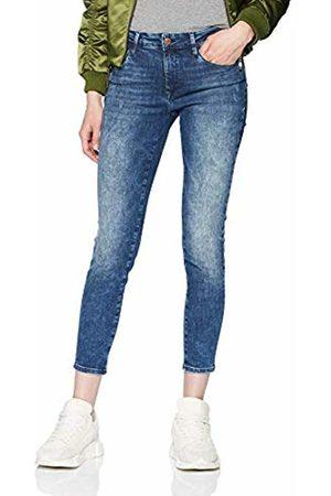 Mavi Women's Adriana Ankle Skinny Jeans (Random Shaded Glam 27937) W27