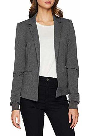 Culture Women's Eva Blazer Suit Jacket, (Dark Melange Ltr075 5104509)