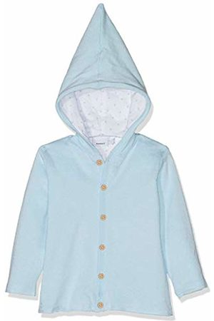 Name it Baby Nbndesil Ls Knit Jacket Skyway