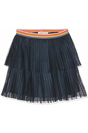 Name it Girls' NKFDIAR Skirt Blau Dark Sapphire