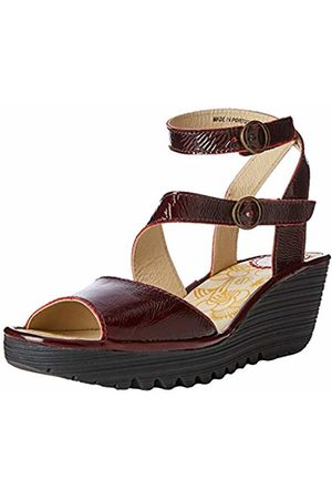 Fly London Women's YISK837FLY Ankle Strap Sandals, (Cordoba 024)
