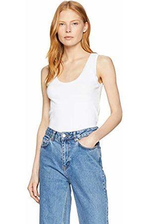 HUGO BOSS Women's Teribbed T-Shirt, ( 100)