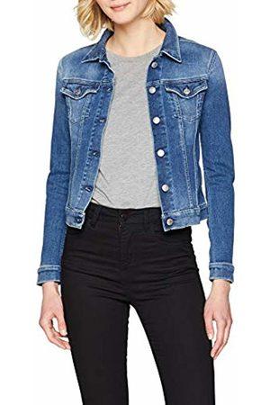 Replay Women's Wa7651.000.69c 451 Denim Jacket, (Medium 9)