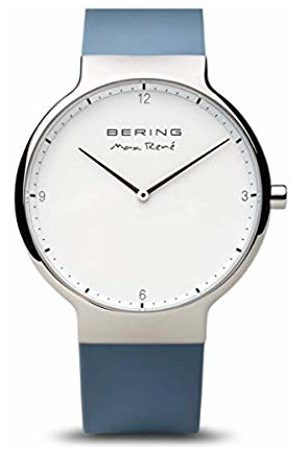 Bering Men's Analogue Quartz Watch with Silicone Strap 15540-700