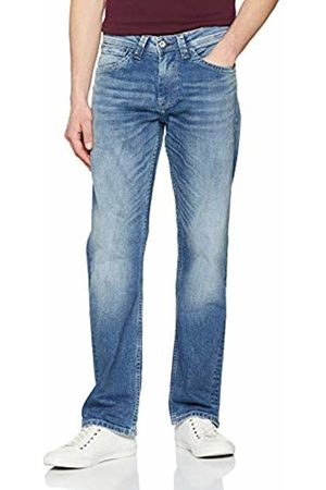 Pepe Jeans Men's Kingston Zip Straight Jeans