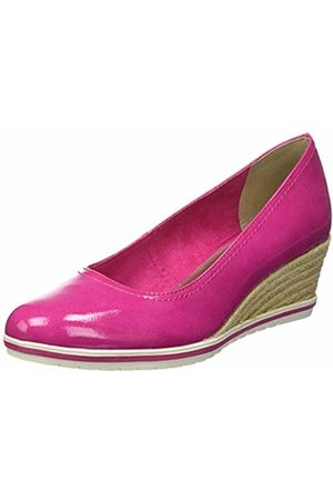 Details about Tamaris Women's 1 1 22426 22 575 Closed Toe Pumps Pink (Rose Patent 575) 4.5 UK