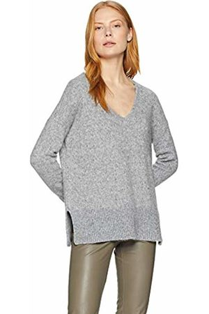 BOSS Women's Ilallon Jumper, ( 045)