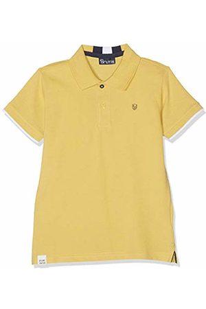 Brums Boy's Polo Piquet Collo Rigato Shirt 152 (Size: 12A)