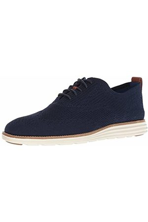 Cole Haan Men's Original Grand Stitchlite Oxfords, Navy/Ivory